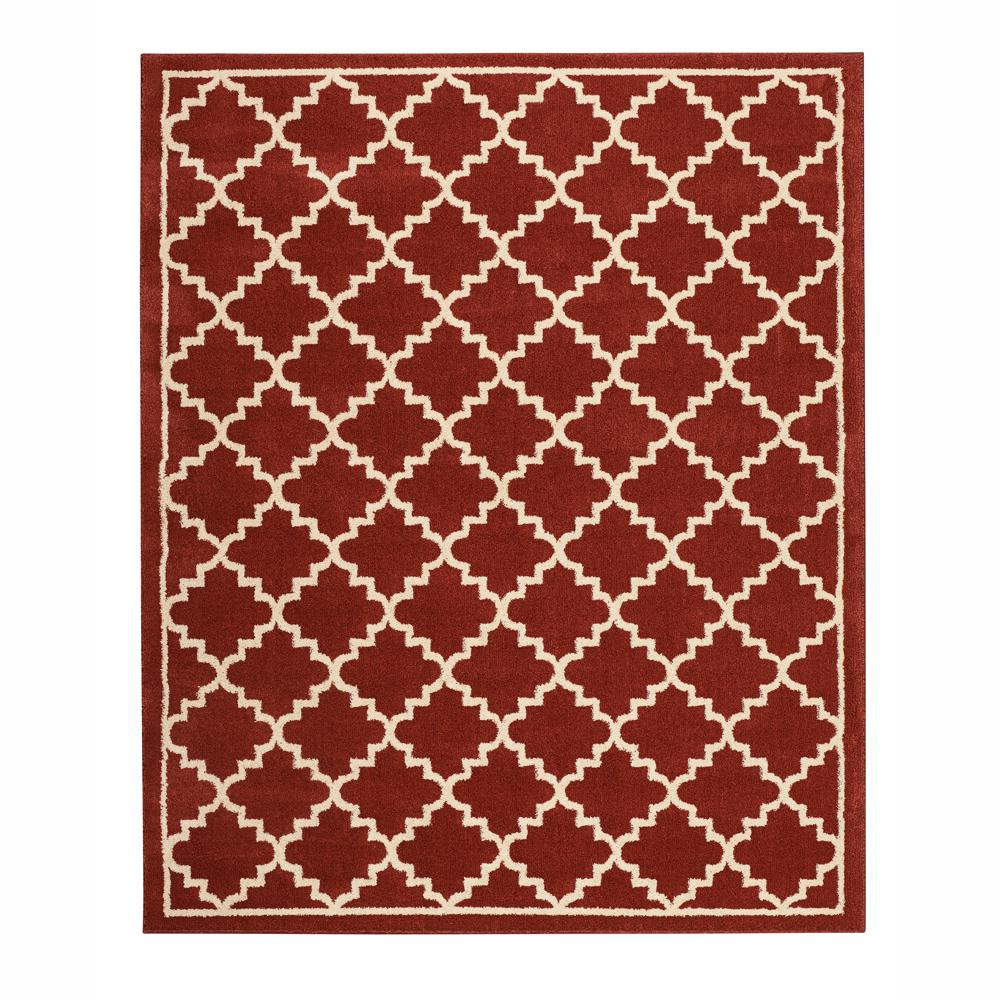 Home Decorators Collection Winslow Walnut 8 Ft X Square Area Rug 492731 The Depot