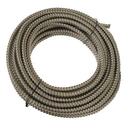 3/8 in. x 100 ft. Alflex RWA Metallic Aluminum Flexible Conduit