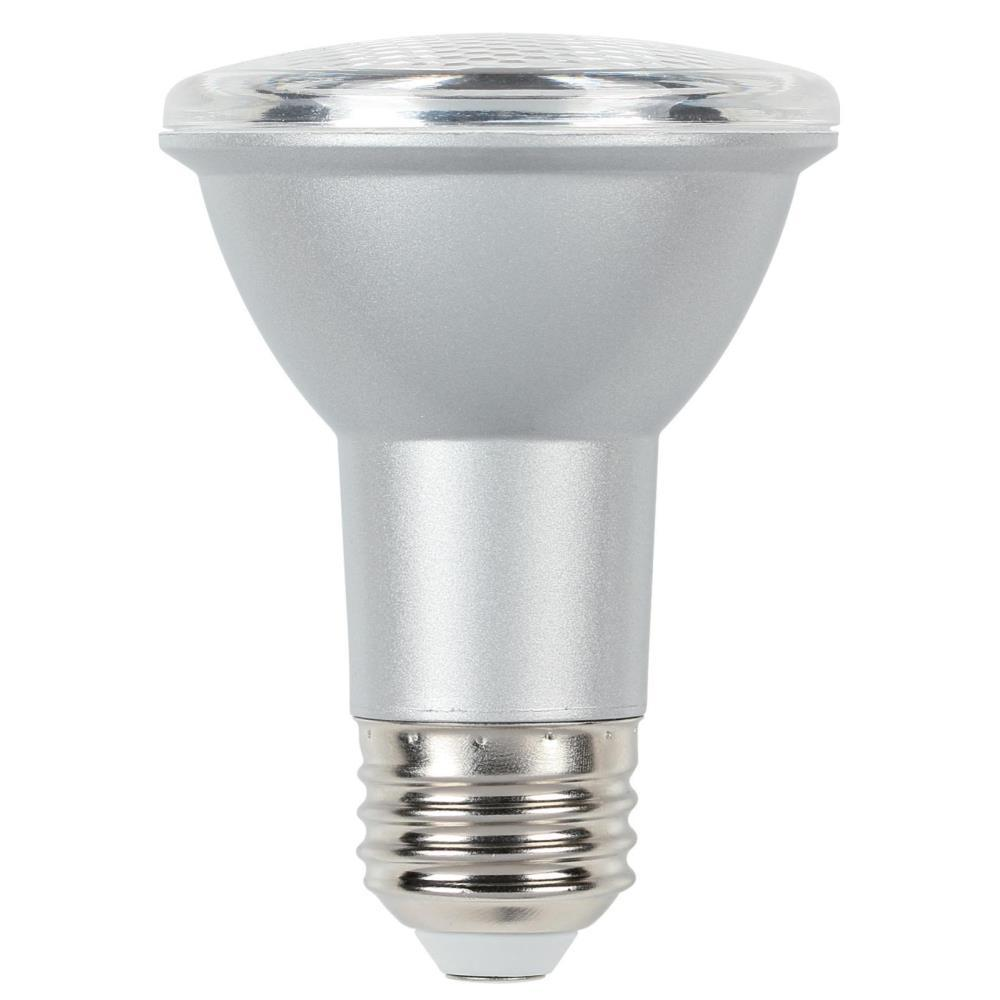 50W Equivalent Cool Bright PAR20 Dimmable LED Flood Light Bulb