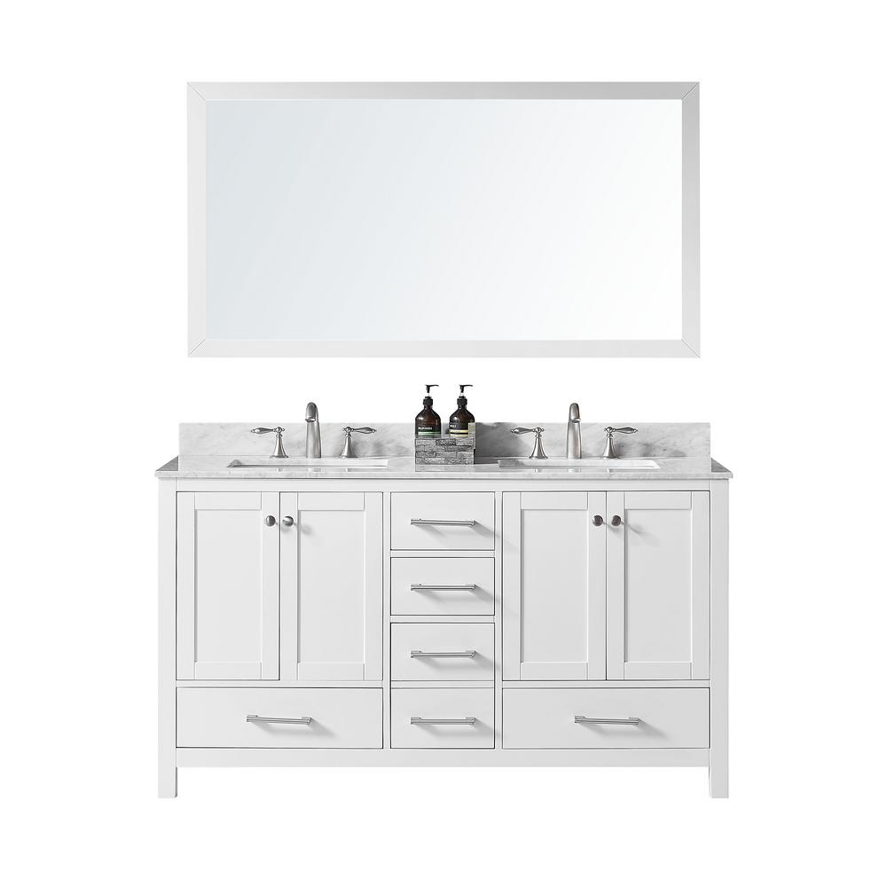 Exclusive Heritage Colette 60 In W X 22 In D X 34 2 In H Bath