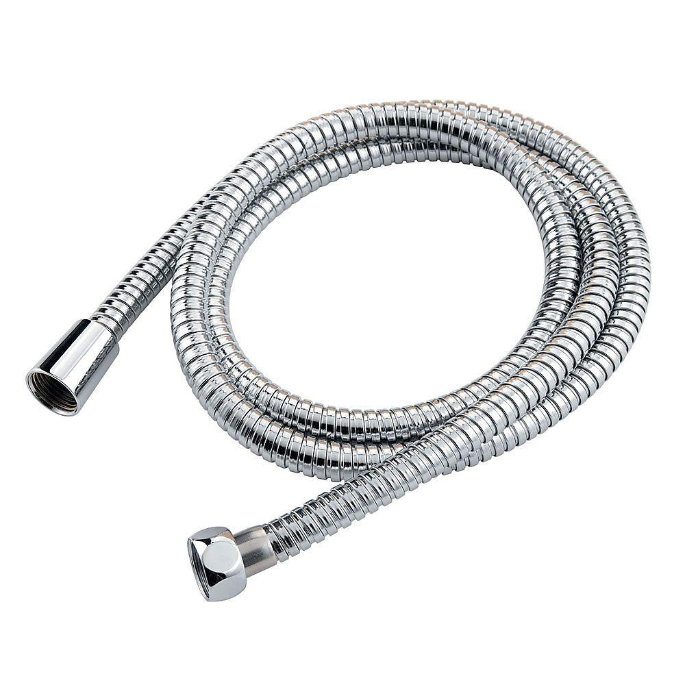 16-Series Anti-Twist Shower Hose in Polished Chrome