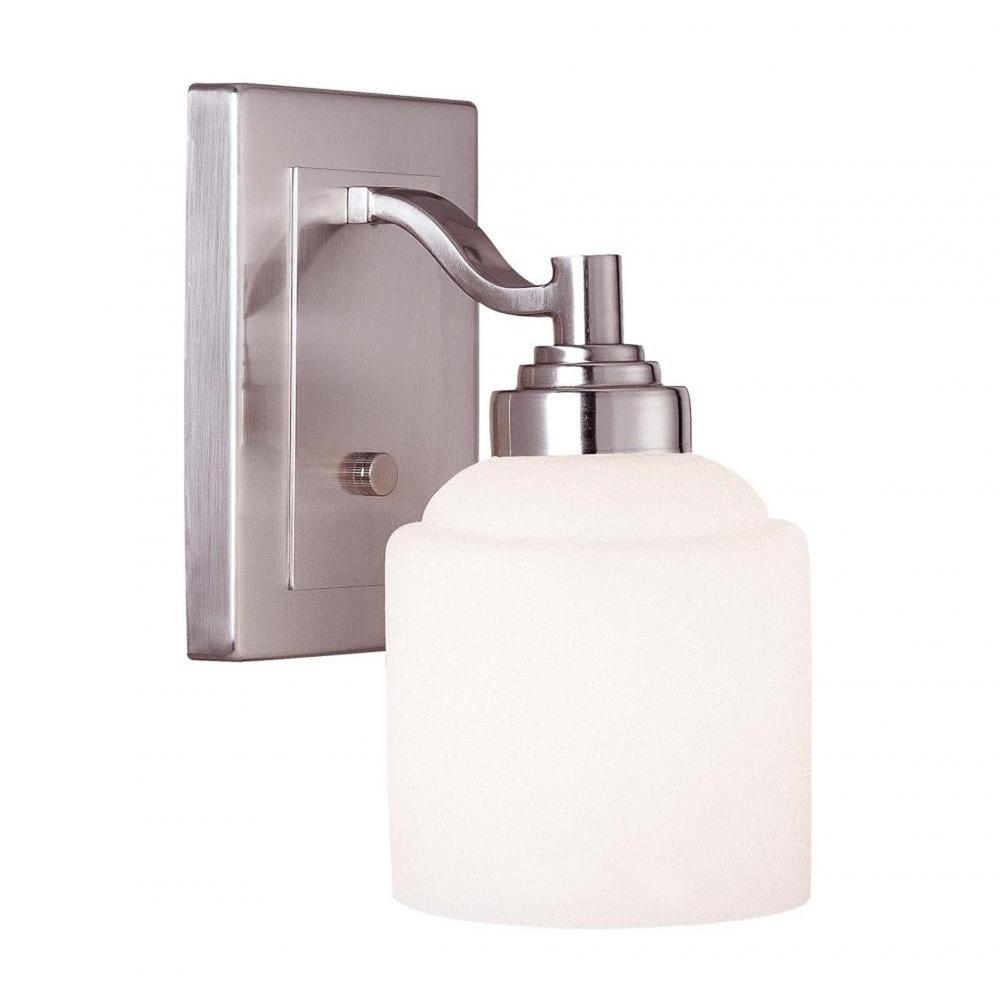 Filament Design Ethan Pewter Wall Sconce