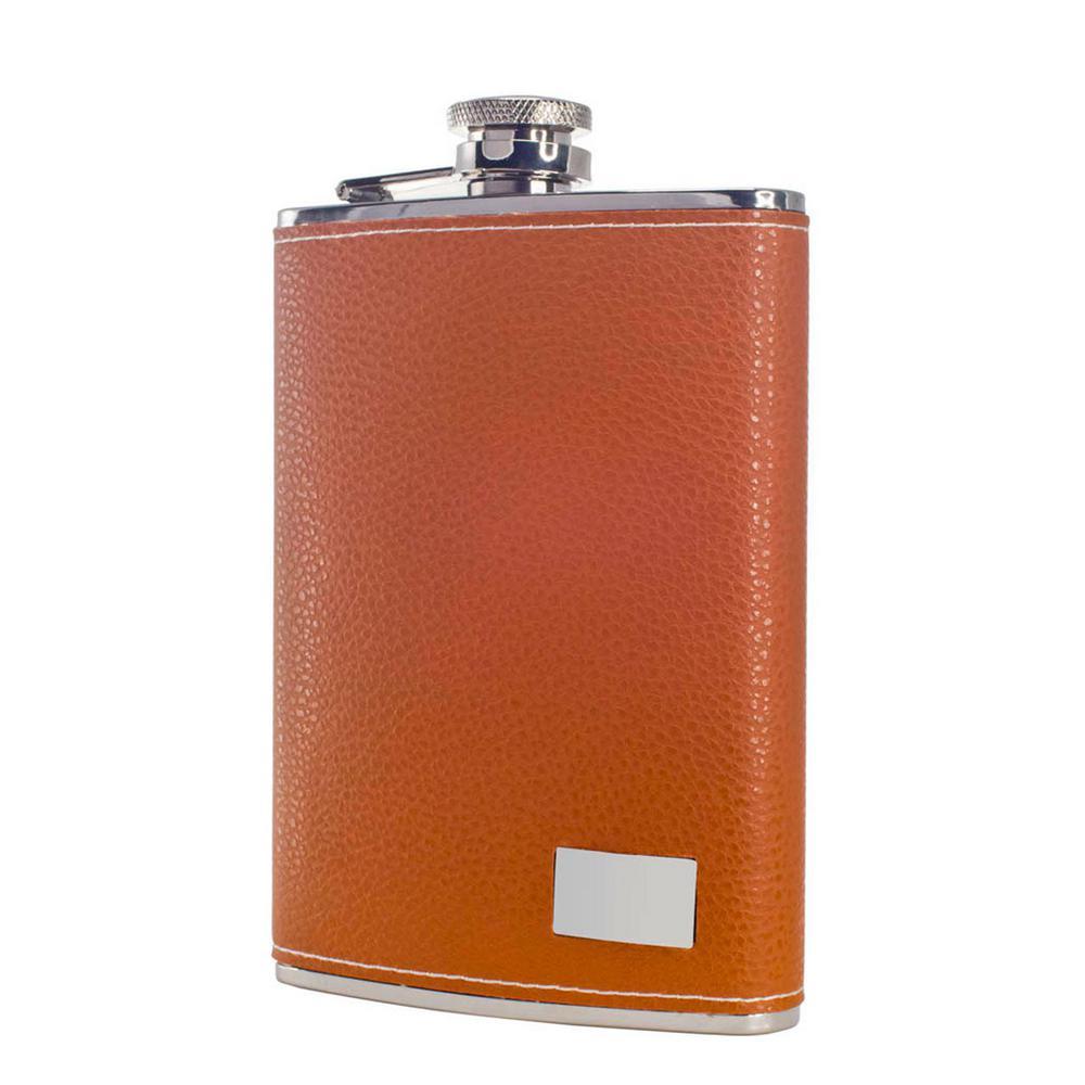 Wrangler Tan Liquor Flask