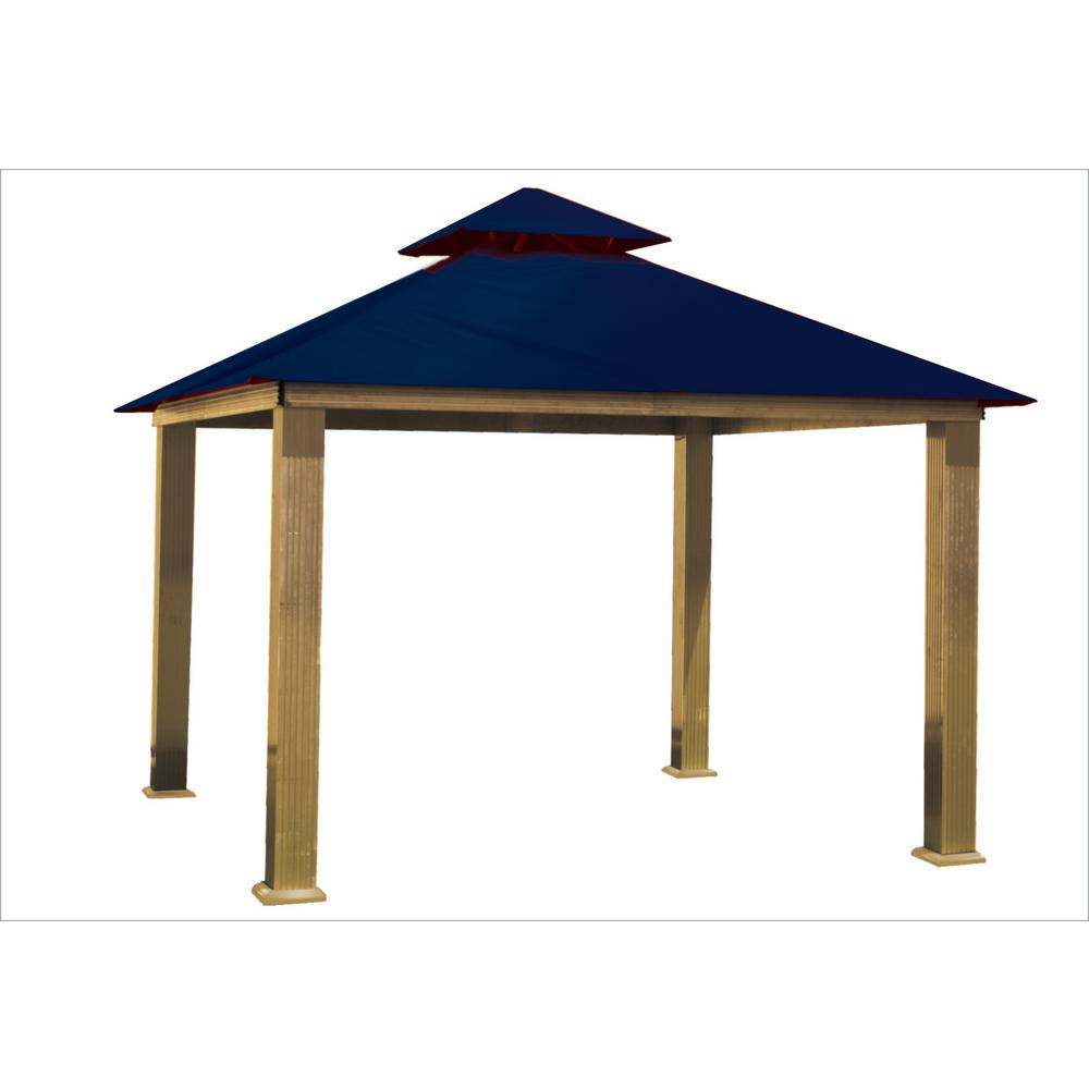 12 ft. x 12 ft. Royal Navy Gazebo