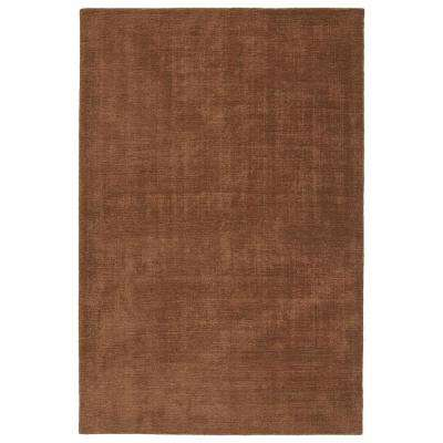 Lauderdale Lt. Brown 9 ft. x 12 ft. Indoor/Outdoor Area Rug