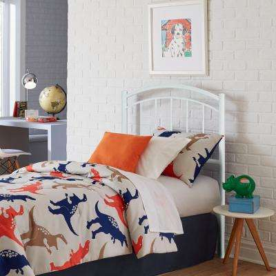Bed Frame Mounted - Twin - 1 - Kids Beds & Headboards - Kids Bedroom ...