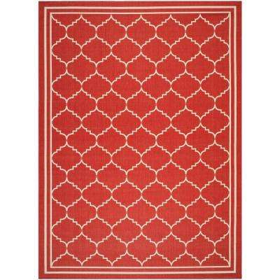 red - 5 x 8 - outdoor rugs - rugs - the home depot