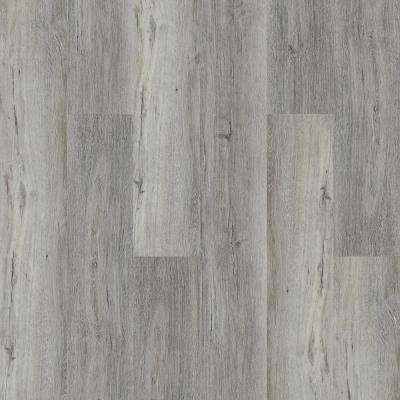 Take Home Sample - Melrose Sidewalk Click Resilient Vinyl Plank Flooring - 5 in. x 7 in.