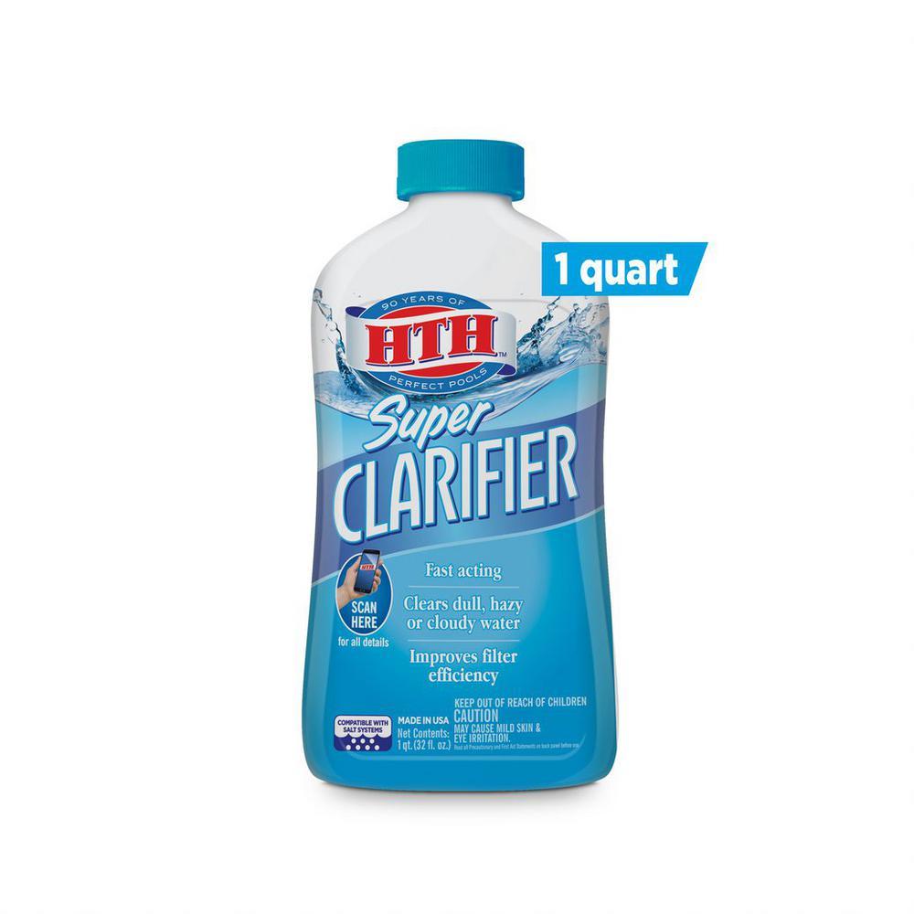 1 Qt. Super Clarifier Pool Balancer