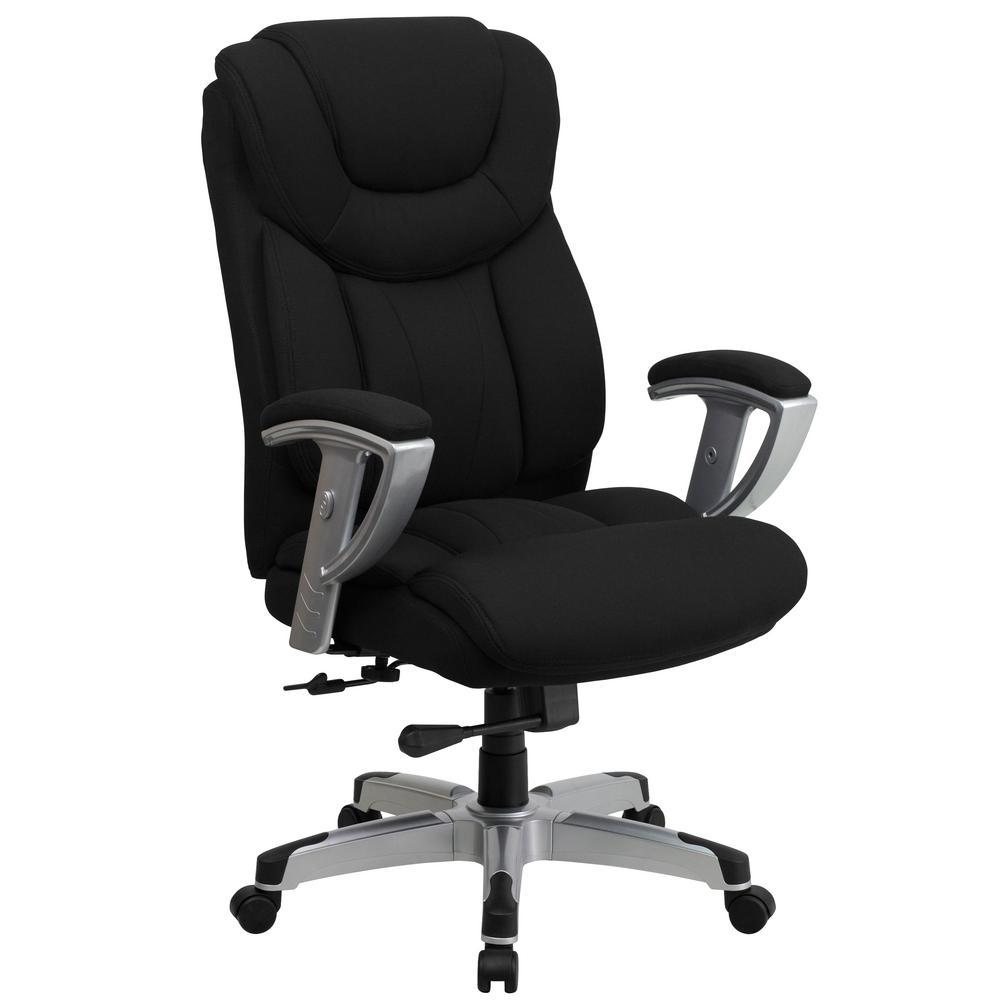 Flash Furniture Black Fabric Office/Desk Chair GO1534BKFAB