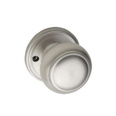 Colonial Satin Stainless Dummy Door Knob