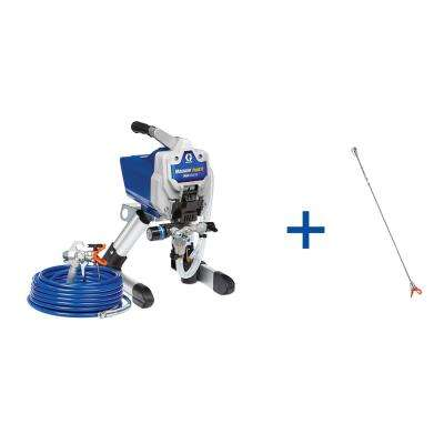 ProX21 Stand Airless Paint Sprayer with 20 in. Tip Extension