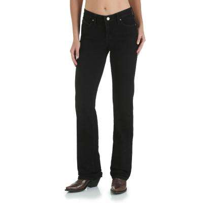Women's 1x34 Black Ultimate Riding Jean