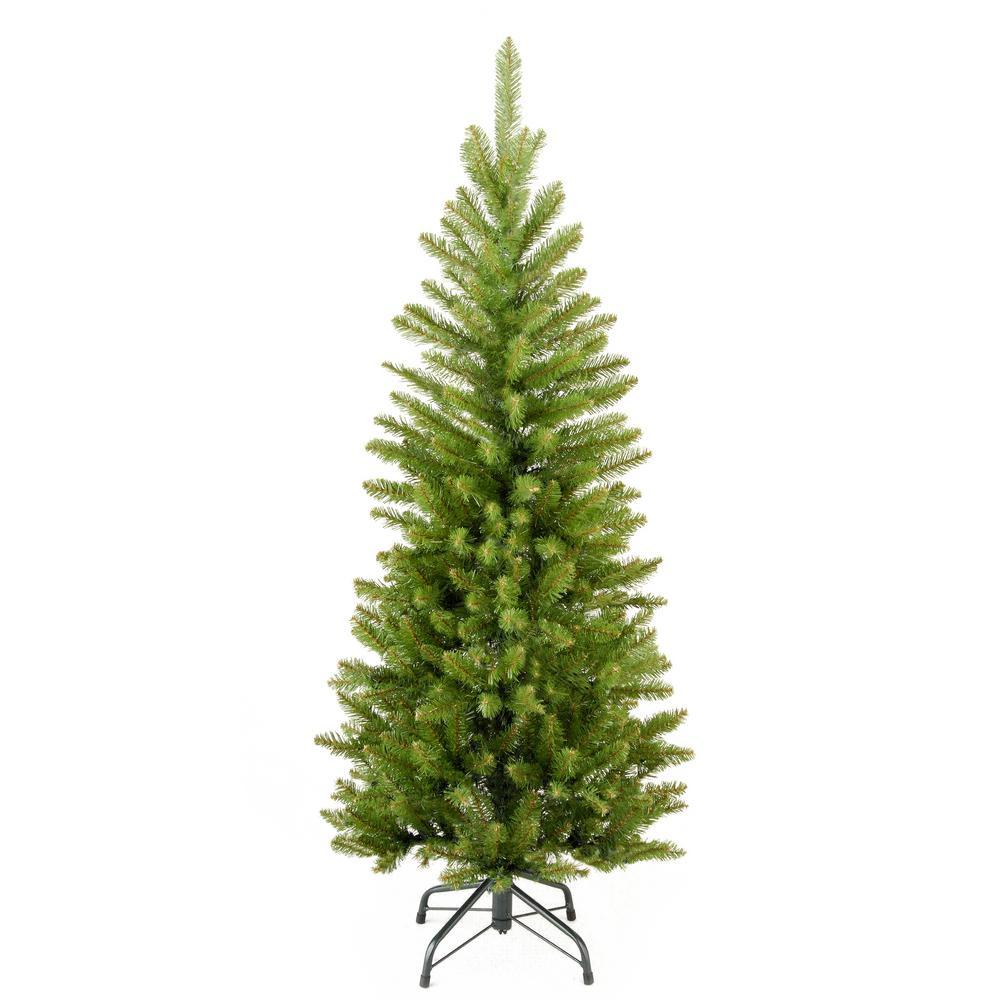 4 ft. Kingswood Fir Pencil Artificial Christmas Tree