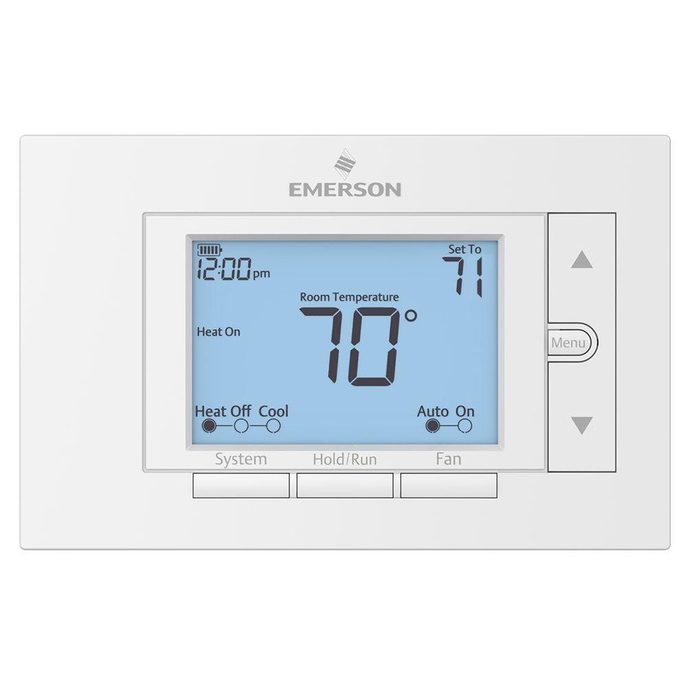 Emerson Premium 7 Day Programmable Digital Thermostat