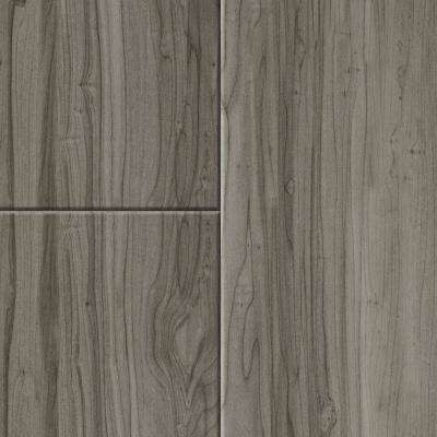 Take Home Sample - Allure Plus Grey Maple Luxury Vinyl Flooring - 4 in. x 4 in.