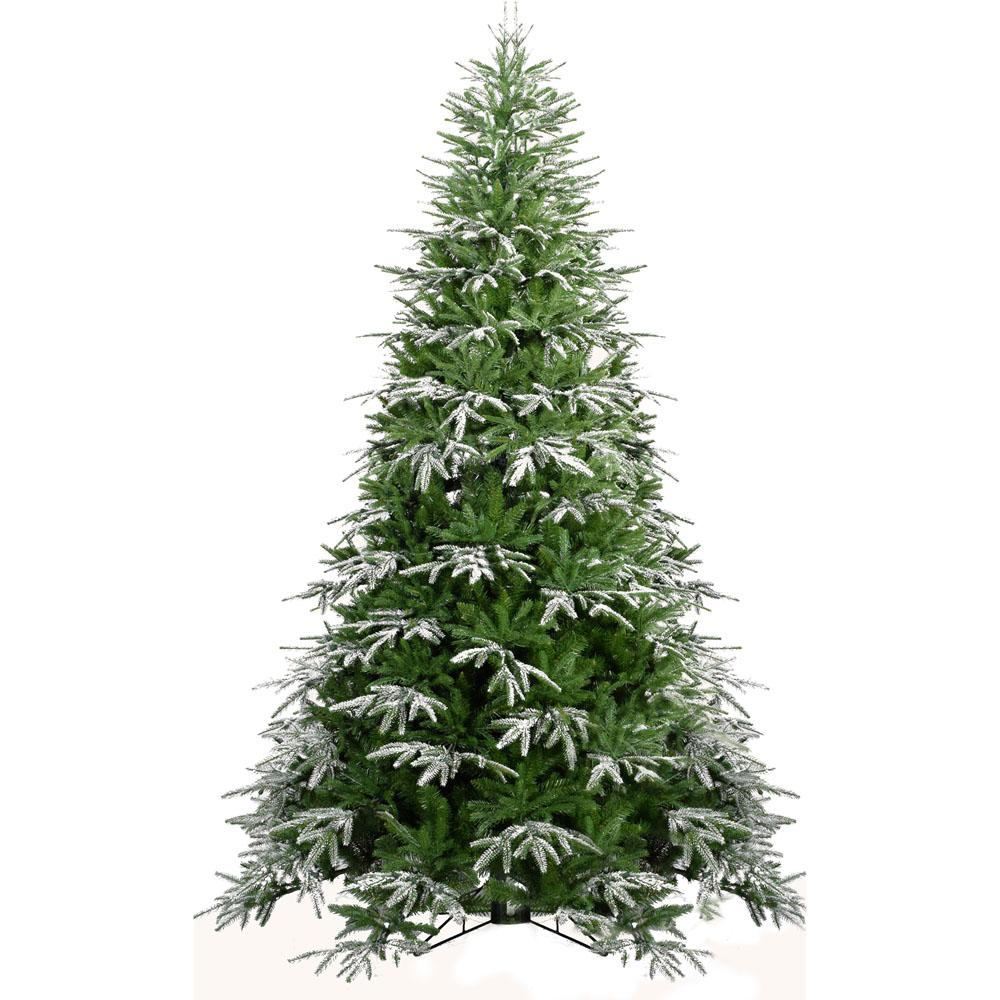 National Tree Company 9 ft. Norway Fir Artificial ...