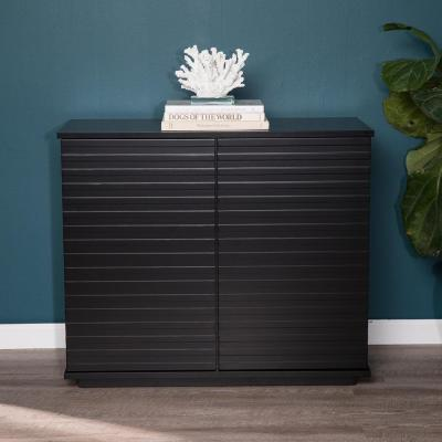 Porter Black Anywhere Storage Cabinet