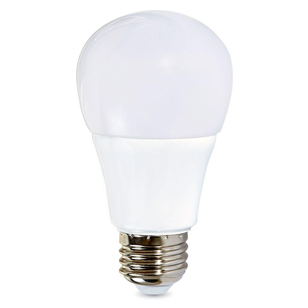 Verbatim 60 Watt Equivalent Soft White A19 Non Dimmable Led Light Bulb 10 Pack 98779 10pk