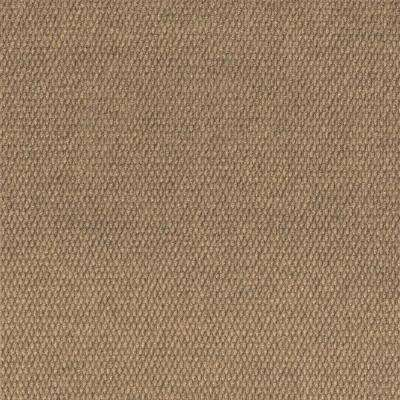 Design Smart Chestnut Hobnail Texture 18 in. x 18 in. Indoor/Outdoor Carpet Tile (10 Tiles/22.5 sq. ft./case)