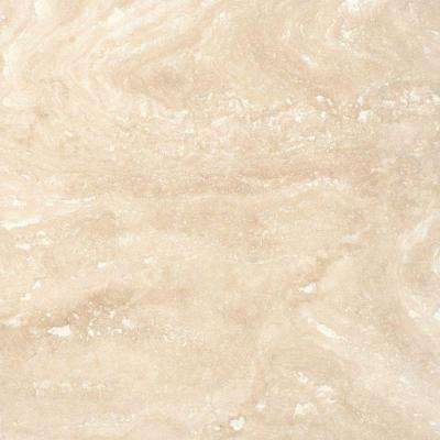 Honed Travertine Floor And Wall Tile (