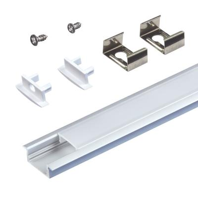 RibbonFlex LED Tape Light Recessed Channel and Diffuser System