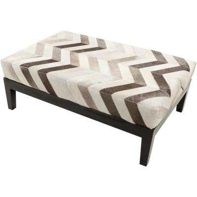 Neora Bench in Gray