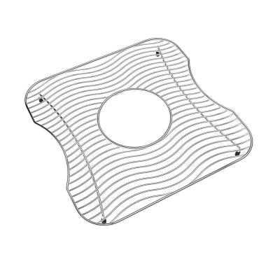Lustertone Kitchen Sink Bottom Grid - Fits Bowl Size 14 in. x 14 in.