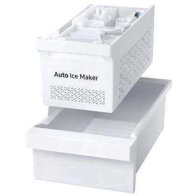 4 lbs. Quick Connect Built-in Auto Ice Maker Kit in White for Top Freezer Refrigerators