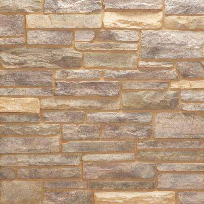 Pacific Ledge Stone Secoya Flats 10 sq. ft. Handy Pack Manufactured Stone