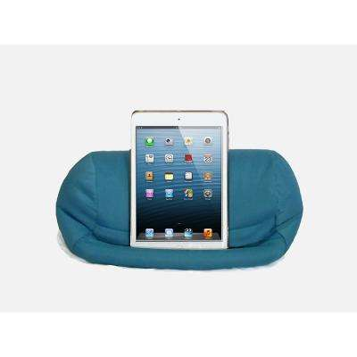 Universal MINI Beanbag Lap Stand for Tablets, Blue