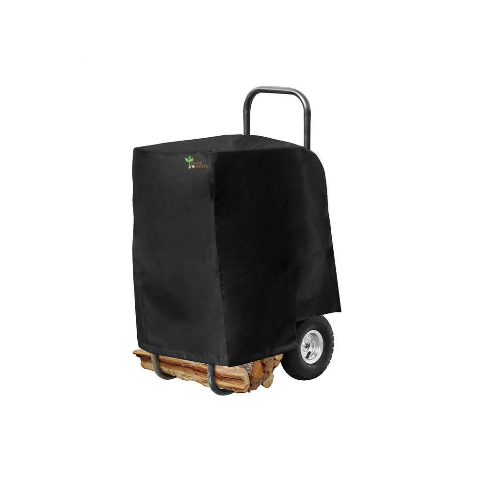 Firewood Log Cart Cover