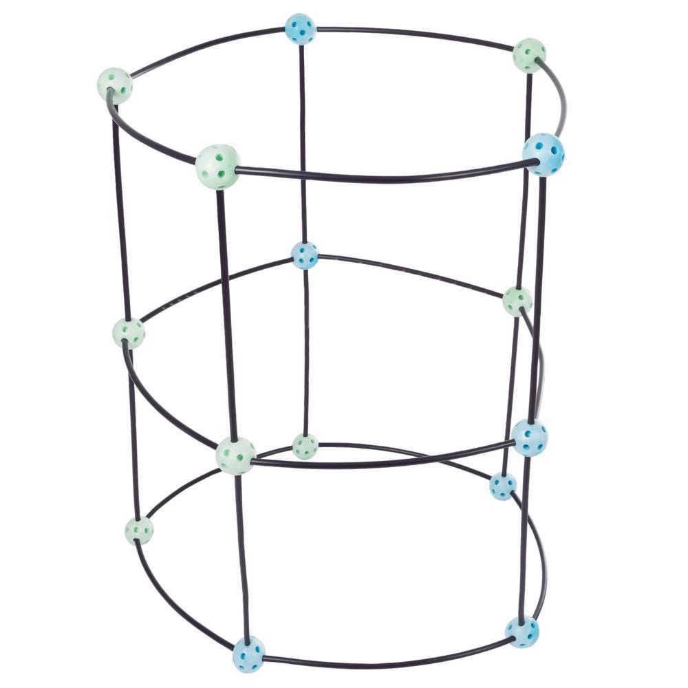Flexible Construction Fort Build Set (60-Piece)