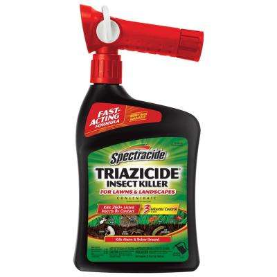 Triazicide 32 fl. oz. Ready-to-Spray Lawn Insect Killer