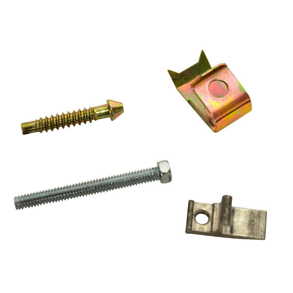 Home Depot Screw Clips