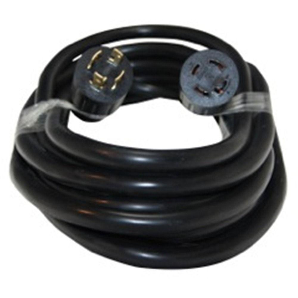 Rodale 25 ft. Generator 30 Amp 4-Prong Extension Cord-G30A25FT4P ...