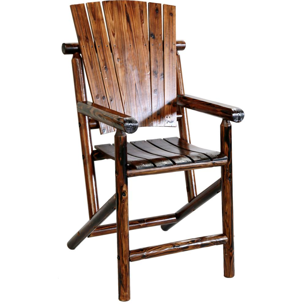 Leigh Country Char Log Patio Dining Chair Tx 93730 The