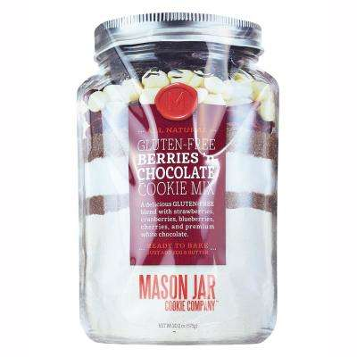 Gluten Free Berries and Chocolate in a Soft Jar Pouch