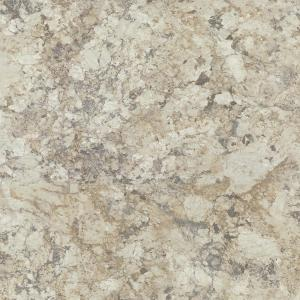 4 ft. x 8 ft. Laminate Sheet in Spring Carnival with Premium Quarry Finish
