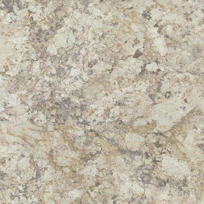 5 ft. x 12 ft. Laminate Sheet in Spring Carnival with Premium Quarry Finish