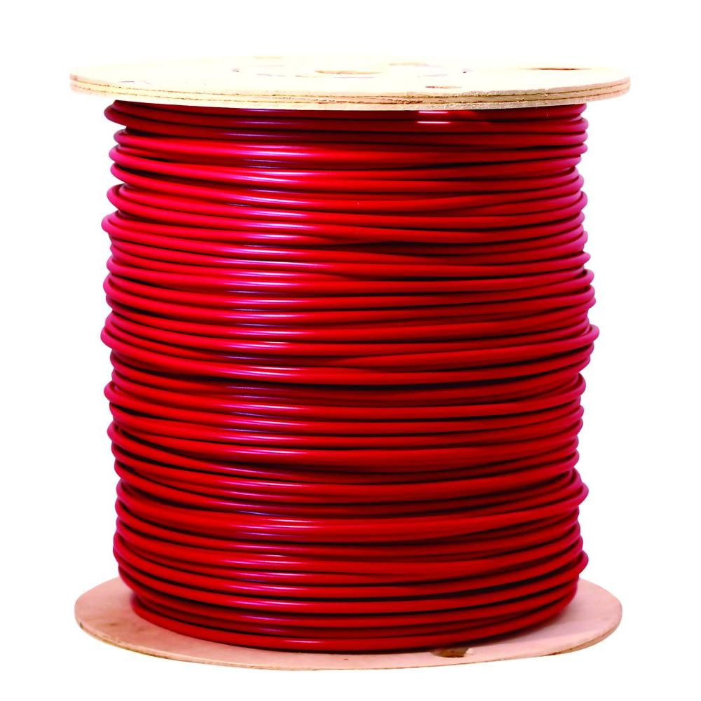 1000 ft. 8 Red Stranded CU GPT Primary Auto Wire