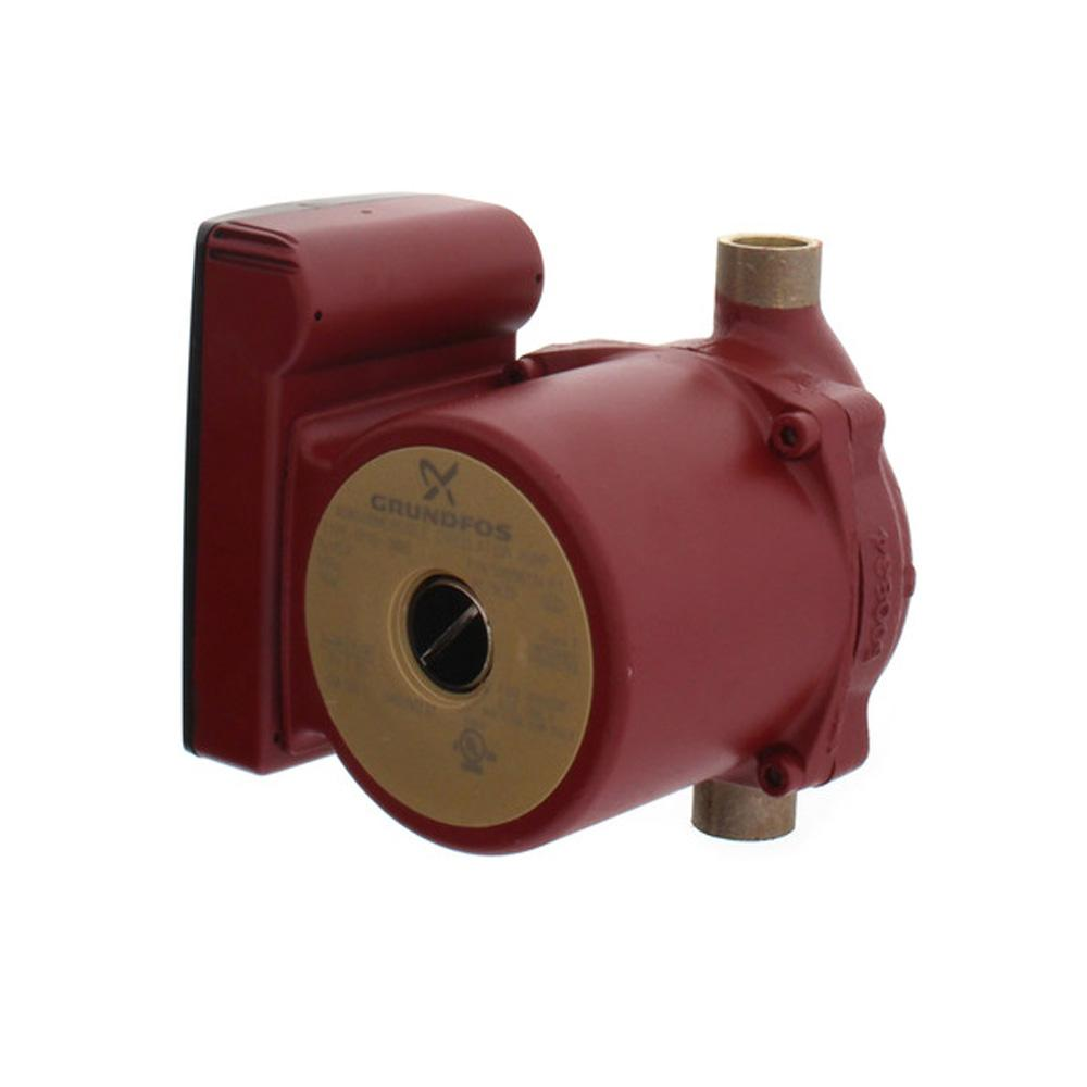 Taco Comfort Solutions 1 25 Hp Cast Iron Circulator Pump 007f5 The 00 Wiring Up15 18b5 115 Volt Bronze
