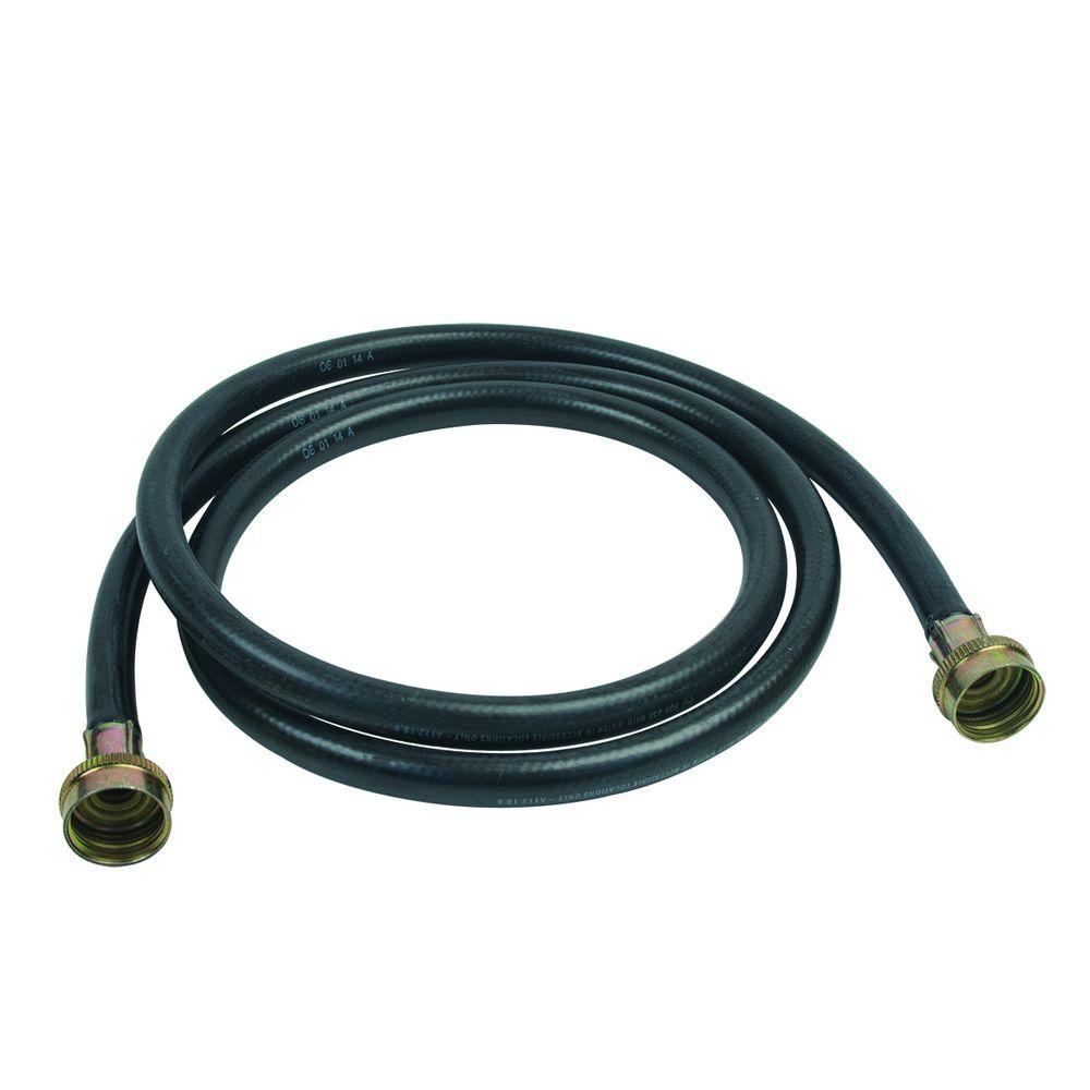 3/4 in. Female Hose Thread x 72 in. Reinforced Rubber Washing