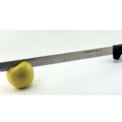 14 in. Soft Grip Granton Edge Slicer