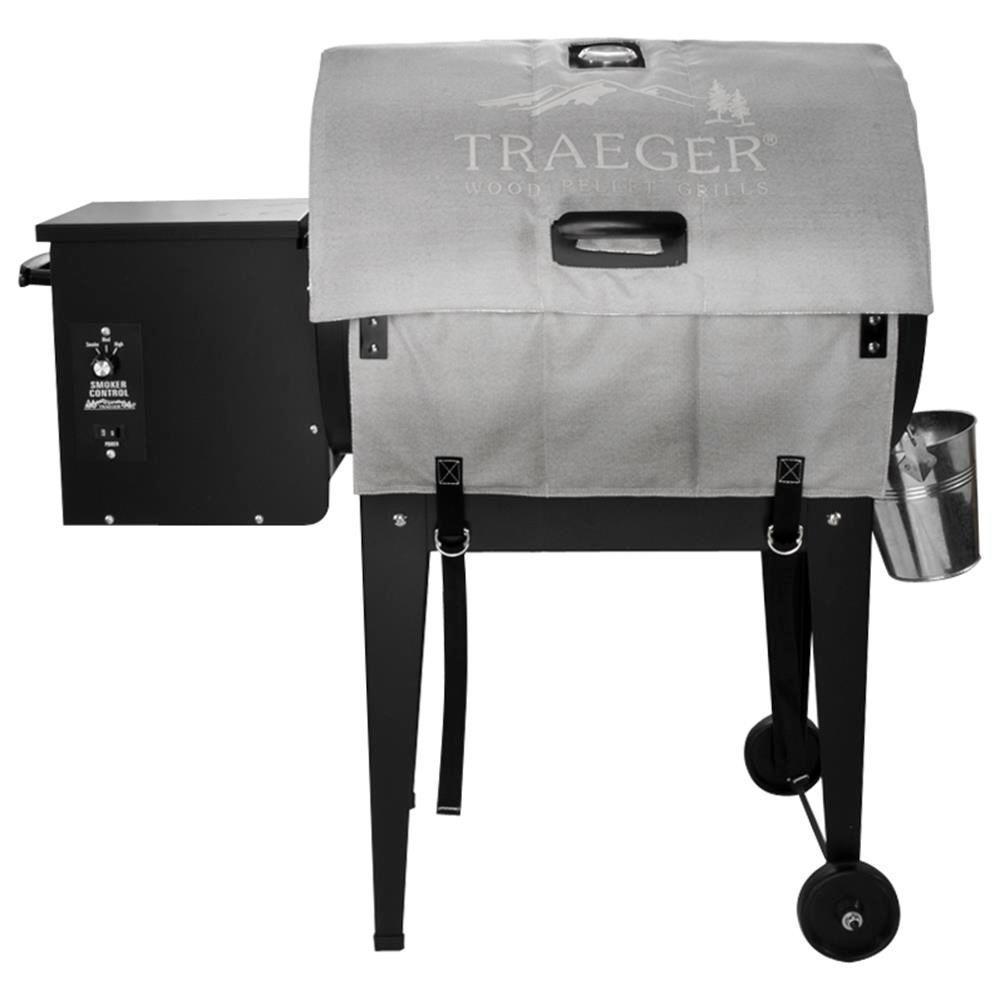 Traeger Insulation Blanket - Tailgater Elite 20, Bronson 20 and Junior Elite 20 Pellet Grills