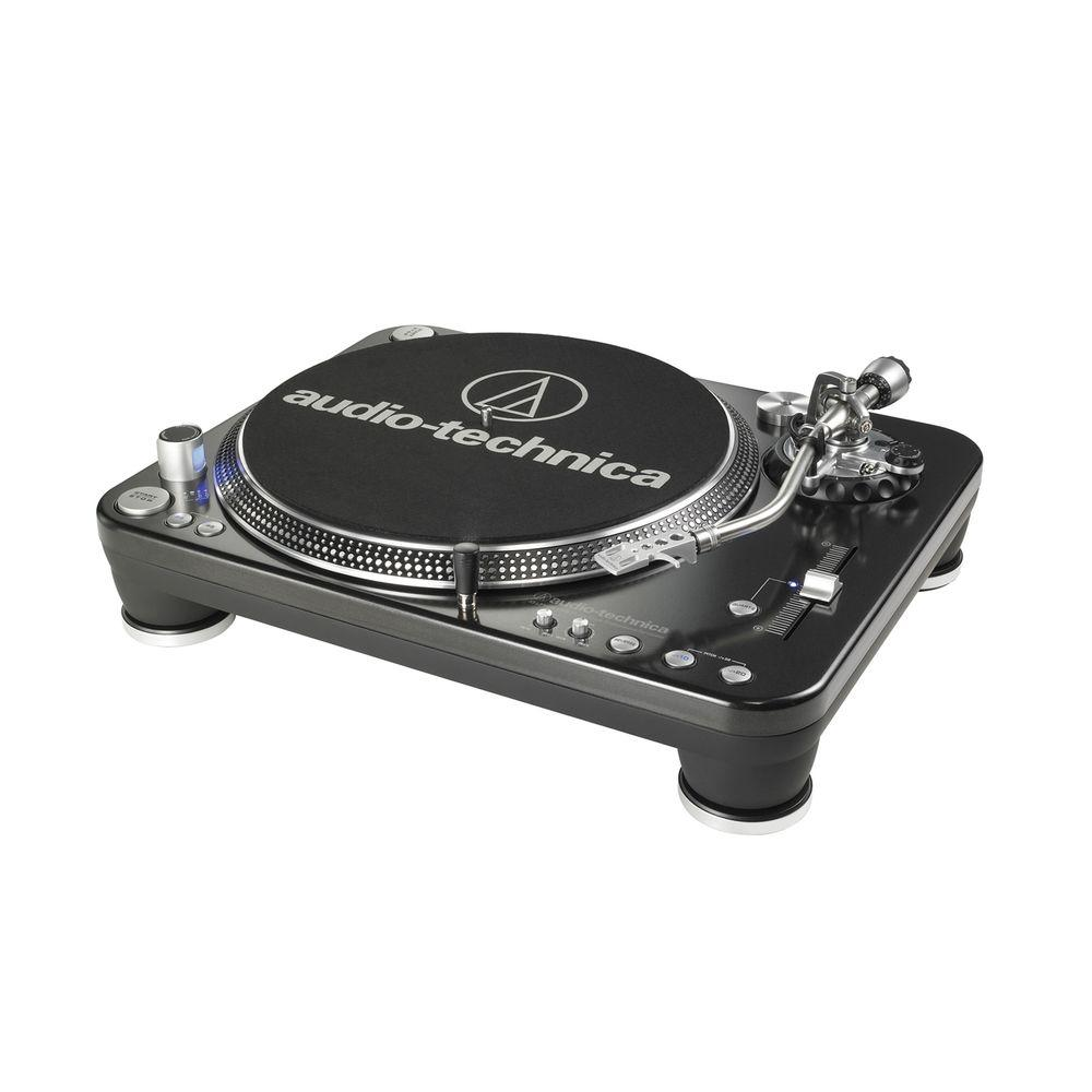 Audio-Technica Professional DJ Direct-Drive Turntable wit...