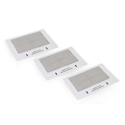 Large Ozone Plate for Commercial Air Purifier (3-Pack)