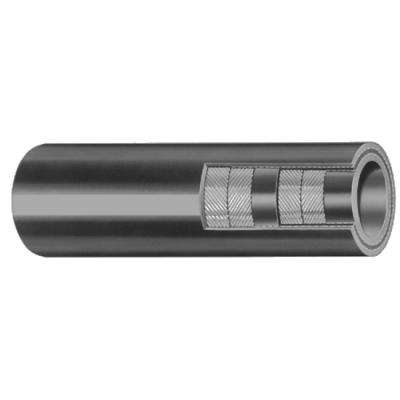 XHD 1 in. x 50 ft. Water/Heater Hose, Black