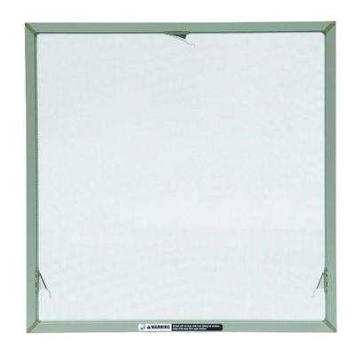 TruScene 44 in. x 20-5/32 in. Stone Awning Insect Screen