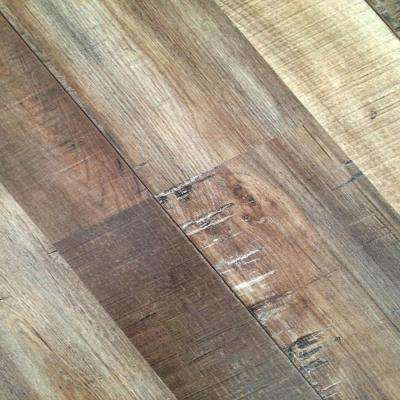 Ancient Oak 12 mm Thick x 7.72 in. Wide x 48 in. Length Click-Locking Laminate Flooring Planks (17.943 sq. ft. / case)